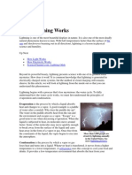 How Lightning Works 2009