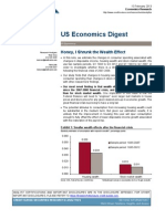 Credit Suisse - US Economics Digest, Feb 13, 2013