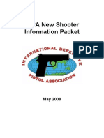 IDPA New Shooter Info