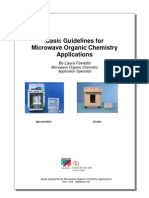 Basic Guidelines for Microwave Reactor and Reactions