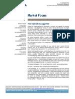 Credit Suisse, Market focus, Jan 17,2013