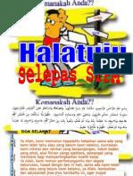 HALATUJU SELEPAS STPM