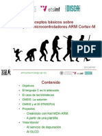 Conceptes Software ARM Cortex M1