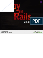 RubyOnRails 2.2 - What's New?