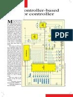 DC Motor Controller USING MC