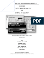Modul Pengenalan Proteus 7 5 Ppm 2012