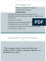 Insurance Case Group-7