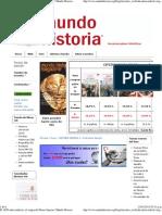 El ADN Mitocondrial y El Origen Del Homo Sapiens _ Mundo Historia