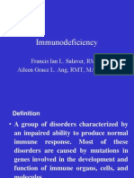 15 Immunodeficiency