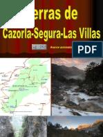 Jaen, Sierras de Cazorla, Segura y Las Villas