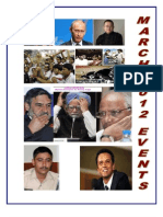 March 2012 Current Affairs - Part I