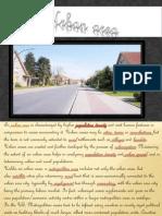 Divyanshu 9-c Economics[Project]Urban Area and Rural Area