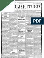 El Siglo futuro. 2-1-1894, n.º 5.663