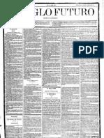El Siglo futuro. 31-12-1884, n.º 2.936