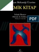 - Itzhak Bentov - Kozmik Kitap Yaradılışın Mekaniği Üzerine - A Cosmic Book