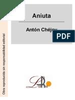 Chejov, Anton - Aniuta