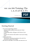 8-11-11 on the Job Training (1)