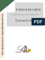 Dickens, Charles - La Historia de Nadie