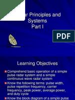 Lesson 03 - Radar Principles I