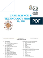 Cree Science & Technology Program 2004