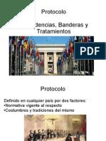 Protocolo precedencias