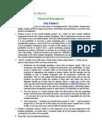 Financial Management - ANIMAW