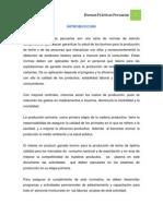 BUENAS PRÁCTICAS PECUARIAS DURANTE EL ORDEÑO DE GANADO VACUNO