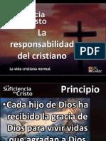La Suficiencia de Cristo # 19