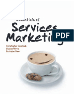 Chapter 1 Introduction to Services Marketing