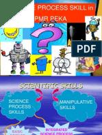 Science Process Skill Miri