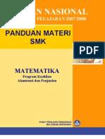 Matematika Akuntansi & Penjualan