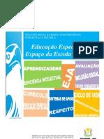Educacao Especial No Espaco Da Escola Especial