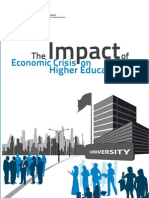Impact of Globlisation on Higher Education