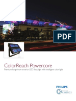 ColorReach Powercore Product Guide