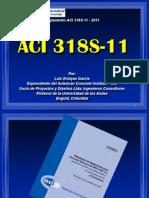 PRESENTACIÓN ACI 318S -2011