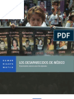 Human Rights Watch. Los desaparecidos de México. El persistente costo de una crisis ignorada