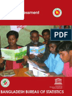 Bangladesh Literacy Assessment Survey 2008