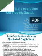 Exposicion de Fundamentos Trabajo Social