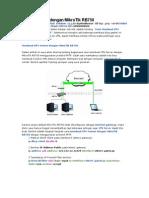 Membuat VPN Dengan MikroTik RB750