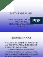 Metatarsal Gia