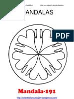 Mandalas Fichas 191 200