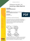 AppNote 6811-003 State Machine