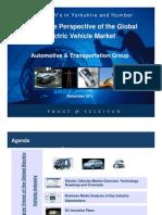 Nick Ford - Frost & Sullivan - Global 360 EV Market
