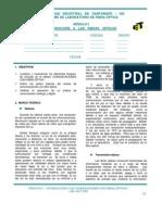 Informe Lab. Fibra Optica
