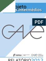 gave [mec] 2013_projecto testes intermédios, relatório 2012