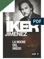 La Noche Del Miedo - Iker Jimenez
