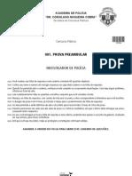 Prova InvestigadorPolicia 1-1 Sp