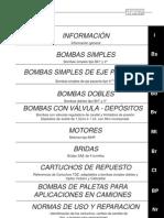 Bombas Hidraulicas de Paletas-tdz