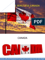 Beautiful Canada Final Ppt Pvrds