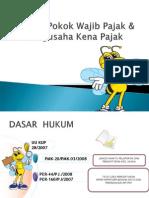 5. NPWP & PKP